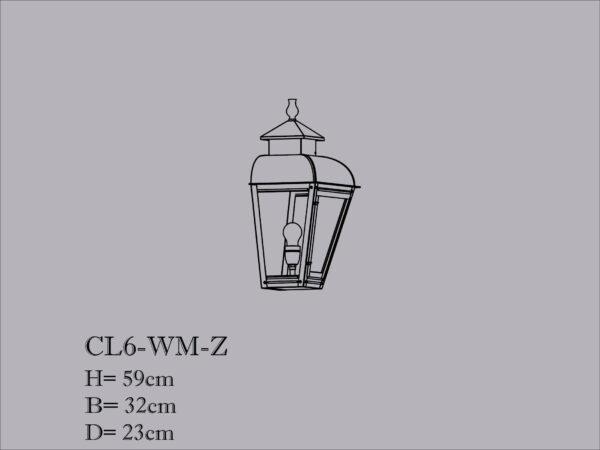 Luna Maison wandlamp