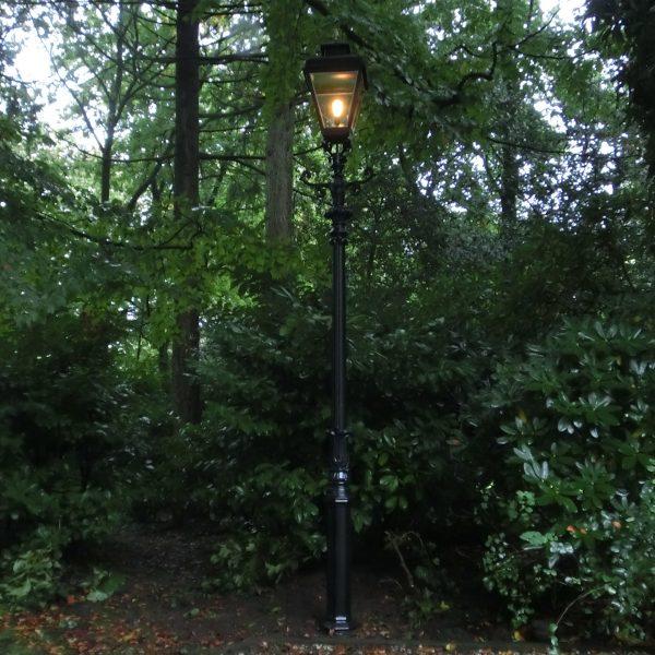 Gietijzeren tuinverlichting Luna Maison