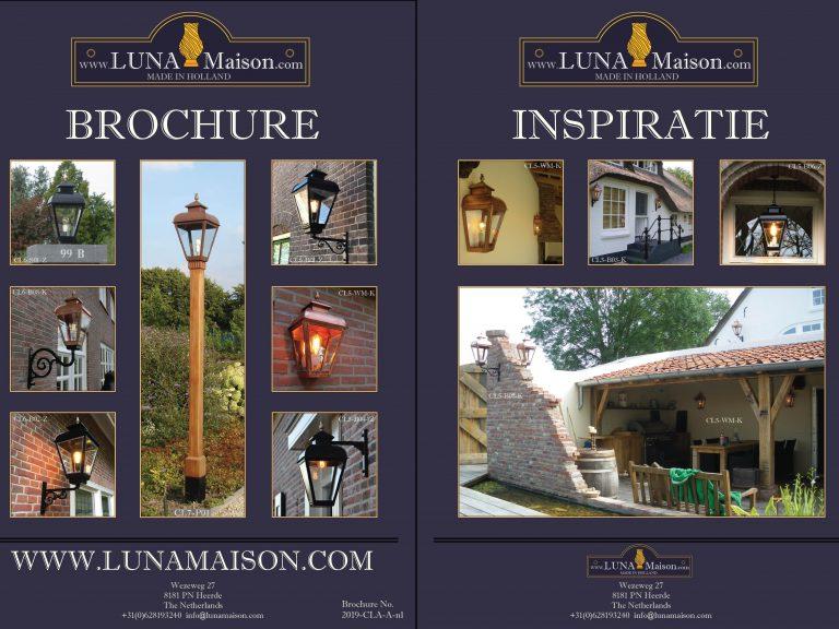 Brochure buitenverlichting