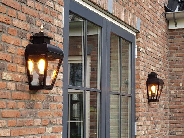 Buitenlamp voor klassieke en sfeervolle verlichting