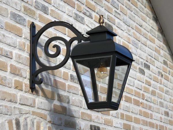 Buitenlamp wand hanglamp heel nostalgisch