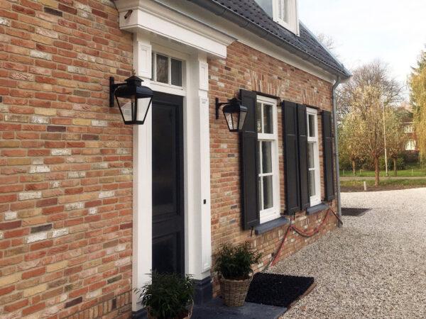 Buitenlamp oud Hollands