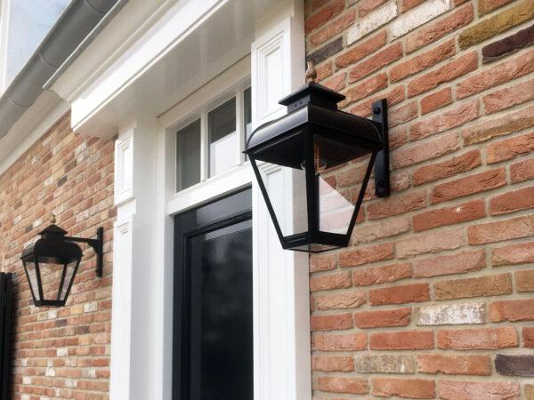 Buitenverlichting of buitenlamp ouderwets