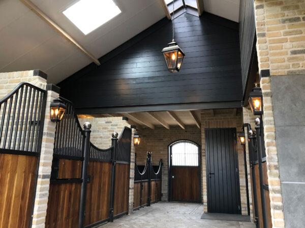 hanglamp voor in trappenhuis veranda overloop of schuur