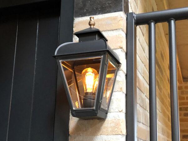 wandlamp jaren 30 stijl