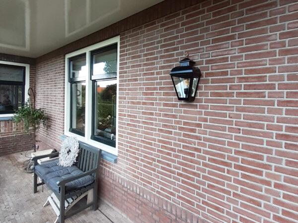 verlichting voor veranda of uitbouw